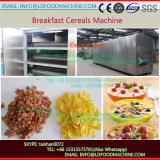 Corn/Maize flakes production machinery