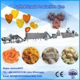 China inflating snacks food production