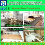 Microwave Rope Drying Process Line