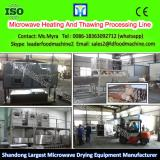 Microwave Prawns Heating And Thawing Processing Line