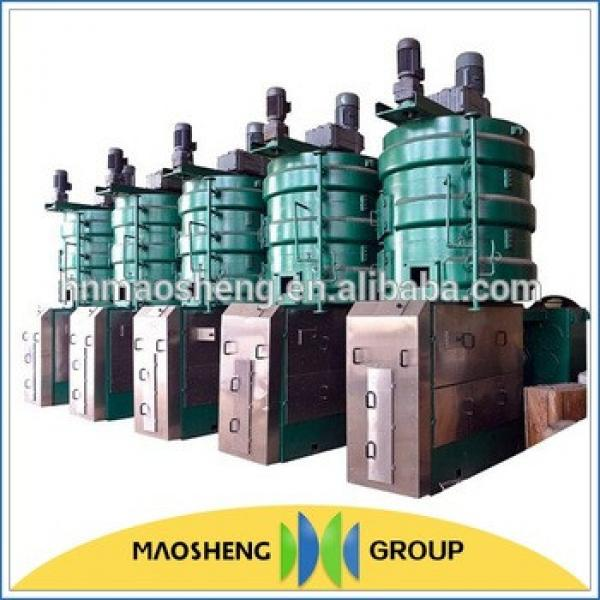 50TPD nut & seed oil expeller oil press #1 image
