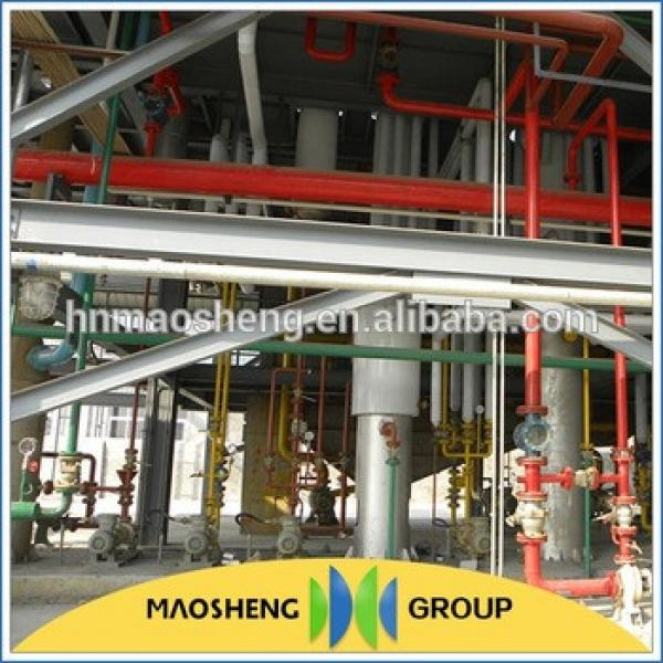 500TPD soybean/palm kernel cold press oil extractor #1 image