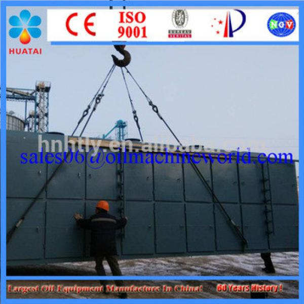 Sunflower Oil Production Equipments Extraction Equipments and Refinery #1 image