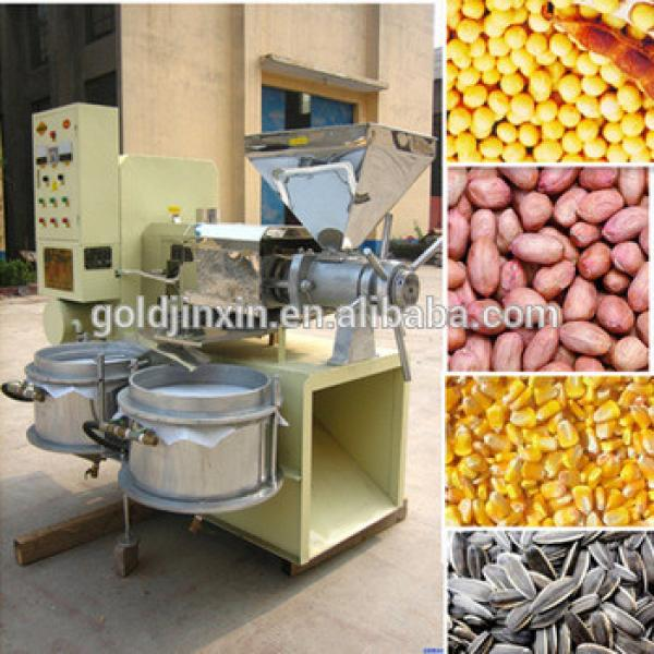 High efficiency small palm kernel oil press with best service #1 image