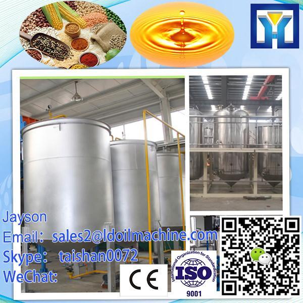 ISO&CE certificate soybean crude oil refining machine for Uzbekistan #3 image