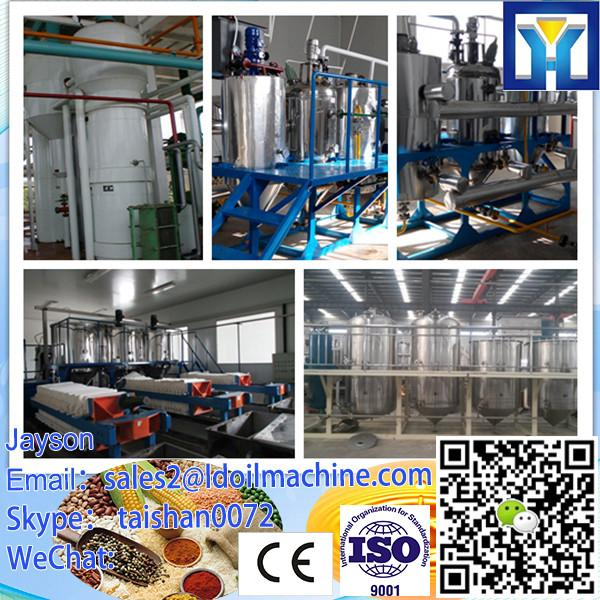 best price crude vegetable oil refining machine for 100TPD #5 image