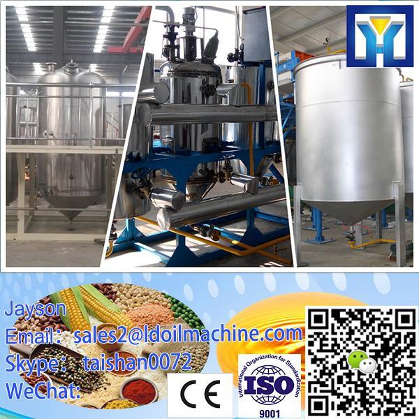 factory price round corn stalk baling machine made in china #3 image