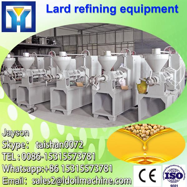 Newest technology maize germ oil solvent extraction plant #2 image