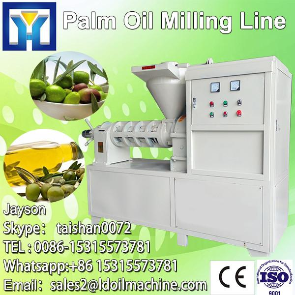 First class oil production crude copra oil refinery equipment with CE #1 image