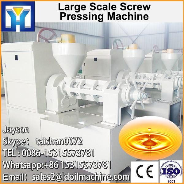 China hot sale oil extraction machine, crude sunflower oil processing machine #1 image