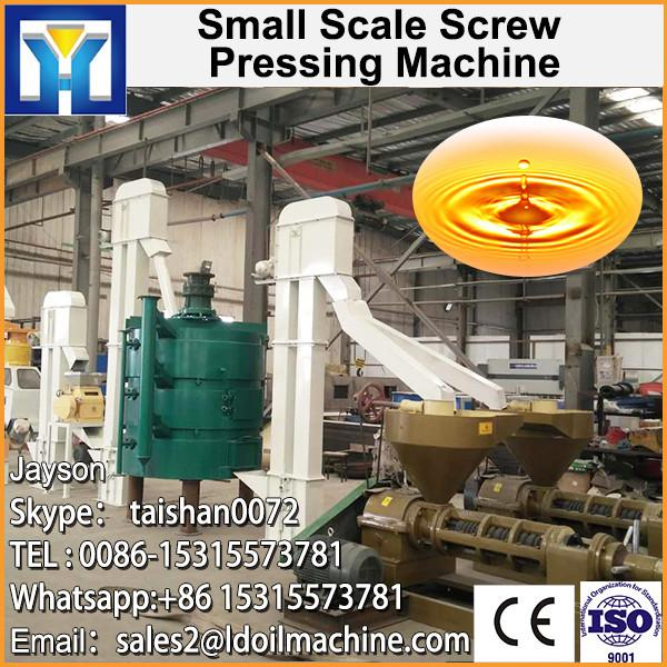 Professional supplier of small scale palm oil refining machinery #1 image