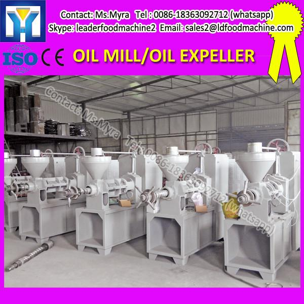 Canola Seeds Oil Mill Machinery #1 image