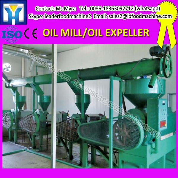Niger Seed Oil Expeller Machine #1 image