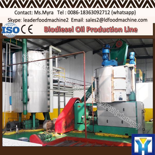 1-100Ton good sale sunflower oil refinery equipment #1 image