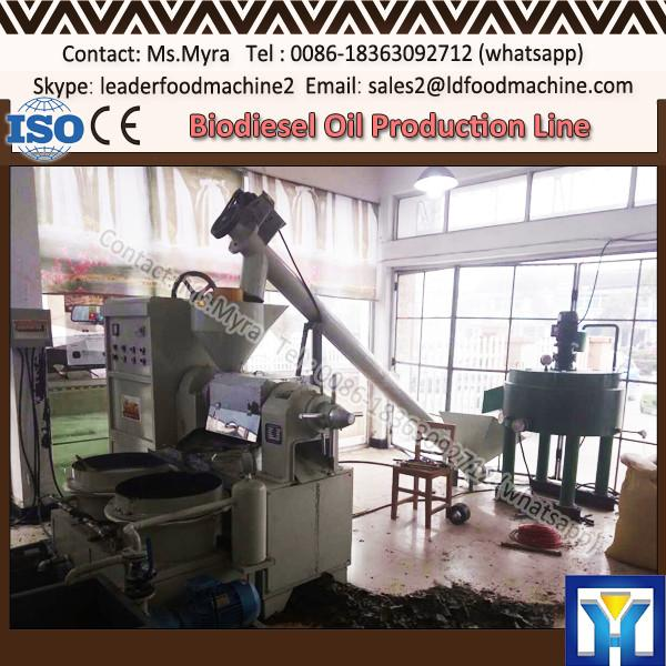 20Ton China top sunflower oil refining equipment #1 image