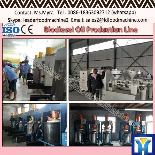 Maosheng high quality soybean oil screw press machine manurfacturer #1 image