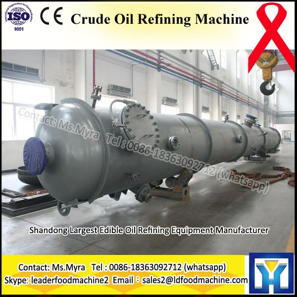 Screw and Hydraulic mustard oil expeller #1 image