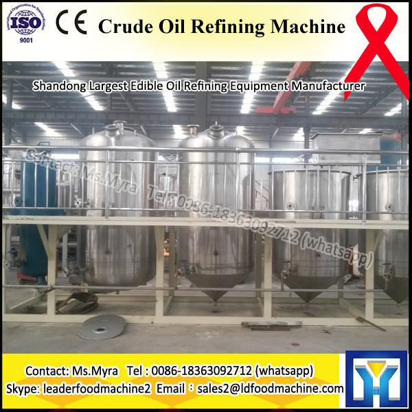 Advanced technology canola oil processing equipment with best price #1 image