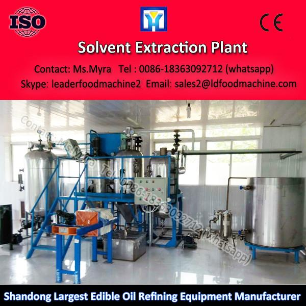 20% Discount China manufacturer 600t palm oil refining plant #1 image