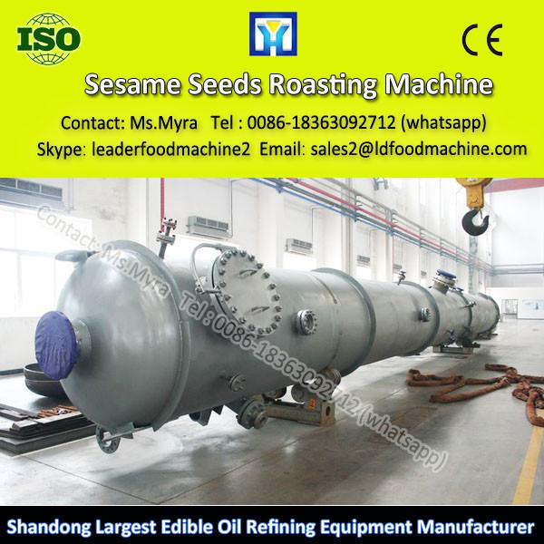 100TPD full continuous sunflower oil processing/refining machine #1 image
