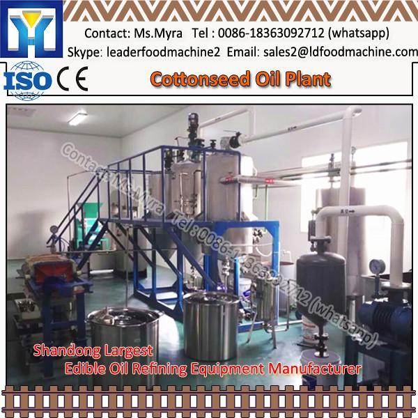 New technology sunflower oil refinery in ukraine #1 image