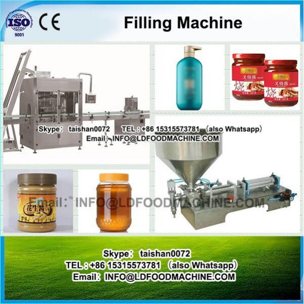 Double heads Oil Filling filler machinery/olive oil filling machinery/ filling machinery price #1 image