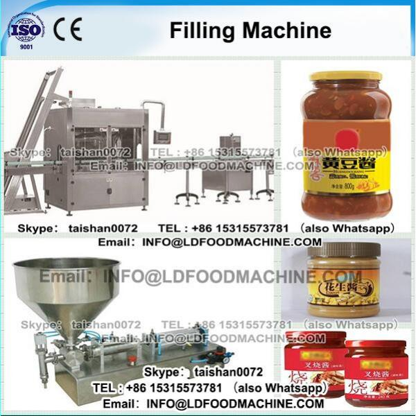 Double heads piston  Paste Oil Filling filler machinery/olive oil filling machinery #1 image