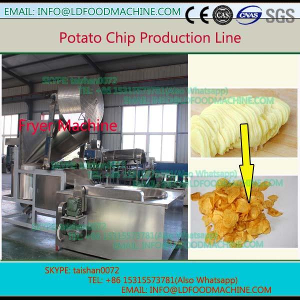 China stainless steel gas compound chips production line #1 image