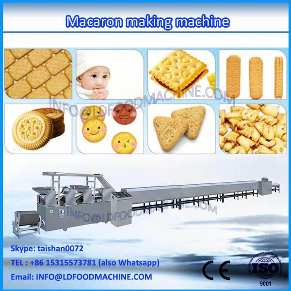 SH-CM400/600 wire cut and deposit cookies machinery #1 image