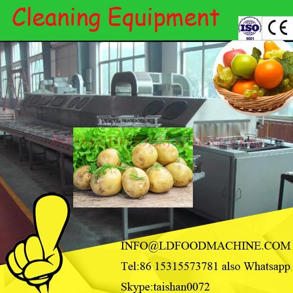 Sweet potato washing and peeling machinery/Professional industrial potato brush washing and cleaning machinery #1 image