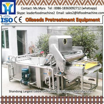 Sunflower peeling machine