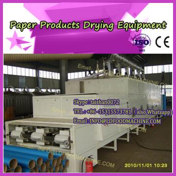 Fin tube for water to air heat exchanger for paper equipment drying equipment
