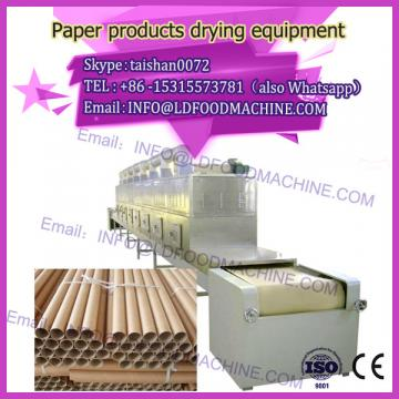 20KW paper egg t microwave fast clean drying equipment