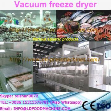 500Kg Capacity freeze dried herbs pineapple chunks and strawberries buLD machinery