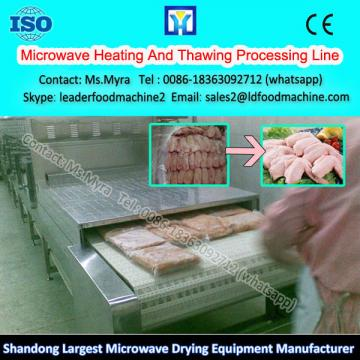 Microwave Lobster Heating And Thawing Processing Line