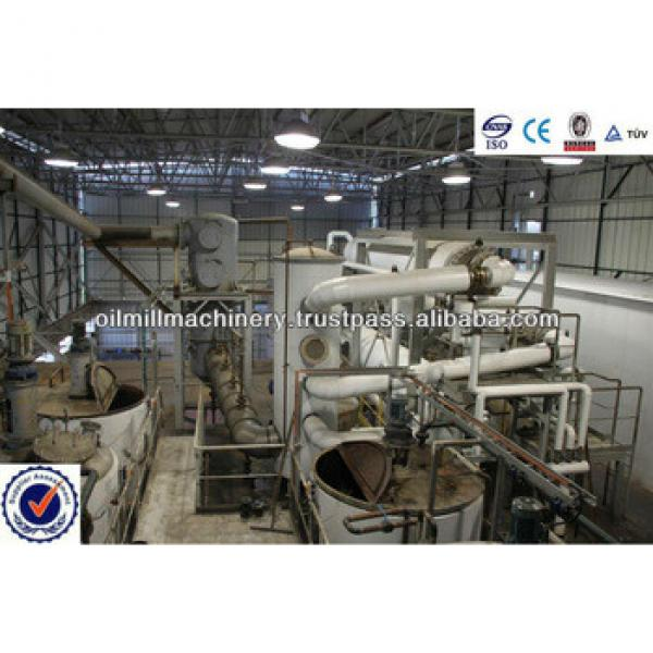 Cooking oil refinery plant/Crude sunflower seeds oil refinery plant #5 image