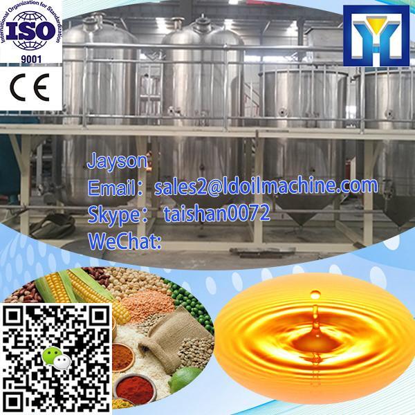 factory price round corn stalk baling machine made in china #4 image