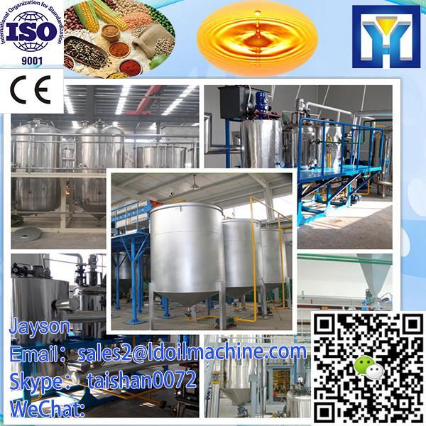 factory price round corn stalk baling machine made in china #1 image