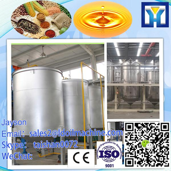 Full automatic crude flaxseed oil refinery plant with low consumption #3 image