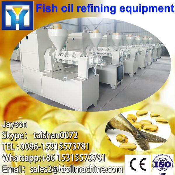 Cooking oil refinery plant/Crude sunflower seeds oil refinery plant #1 image