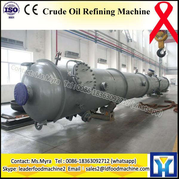 20 Tonnes Per Day Seed Crushing Oil Expeller With Round Kettle #1 image