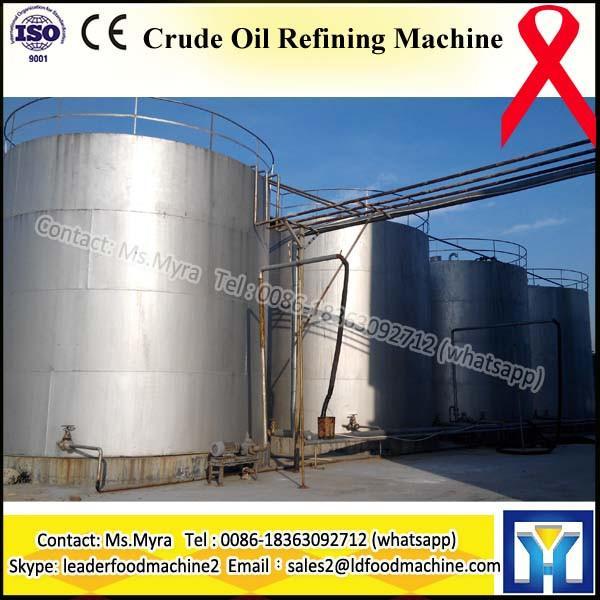 6 Tonnes Per Day Vegetable Oil Seed Crushing Oil Expeller #1 image