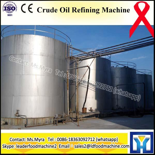 Flaxseed Oil Mill Plant #1 image