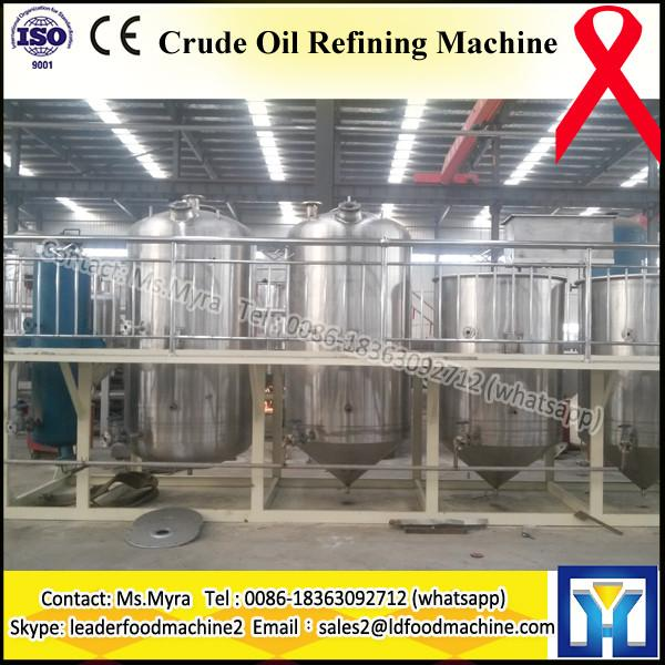 5 Tonnes Per Day Seed Crushing Oil Expeller With Round Kettle #1 image