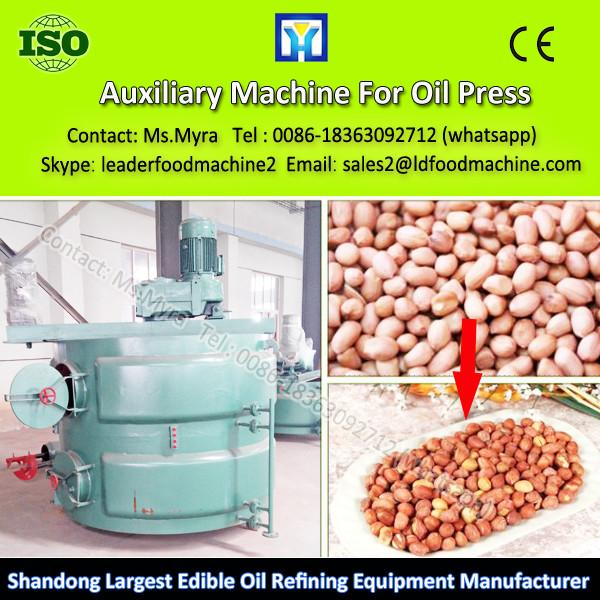 low oil residue 6YL-120 oil press machine manufacturers 200-300kg/hour with filter #1 image