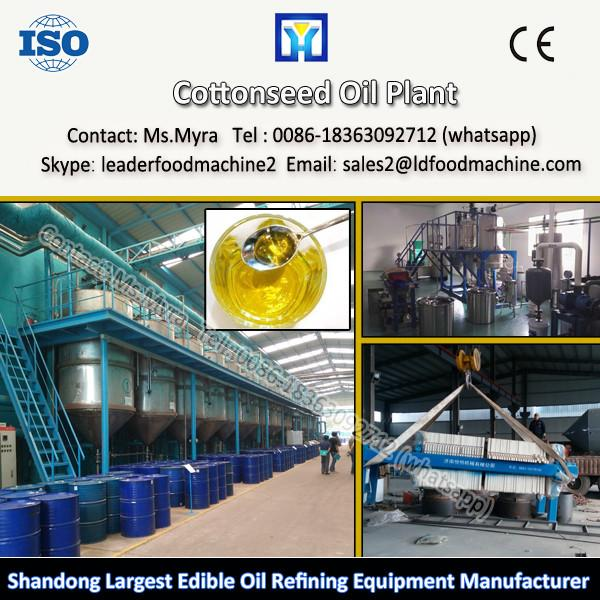 2016 new technology of castor oil refinery production #1 image